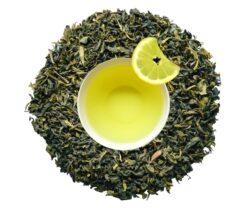 Darjeeling Lemon Green Tea