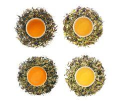 rohini second flush teas