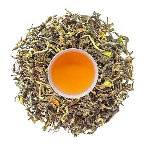 traditional darjeeling first flush tea