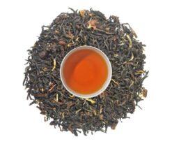 smoky tea