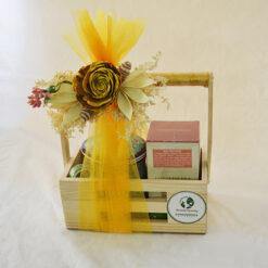 tea basket for gifting